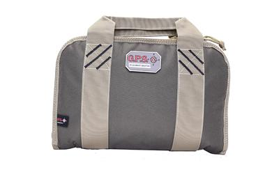 G-OUTDRS GPS QUAD PISTOL BAG GRN/TAN