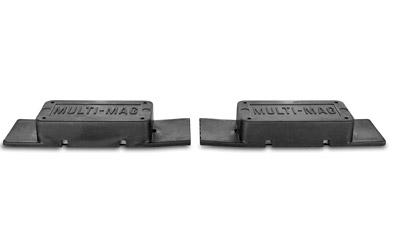 GSS RUBBER COATED MAGNETS 2PK