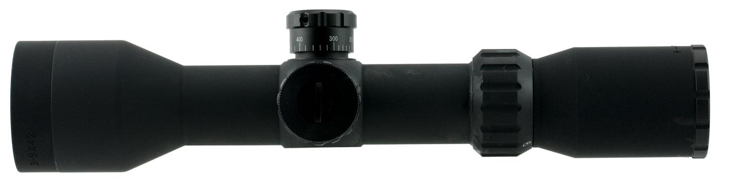 Aim Sports Jxpfer3942g Xpf 3- 9x 42mm Obj 41.9- 14.1 Ft @ 100 Yds Fov 30mm Tube Black Matte Illuminated Range Finding