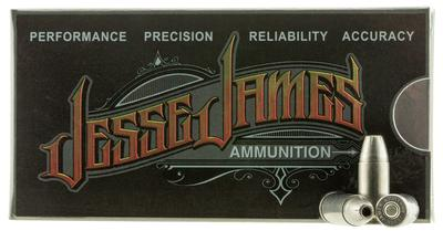 Ammo Inc 9115HPJJ20 Jesse James 9mm Luger 115 GR Hollow Point 20 Bx/ 10 Cs