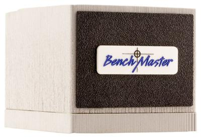 BenchMaster BMWRDS9MR6 WeaponRac Double Stack Rac for 9mm Magazines Black Thermal Molded Laminate