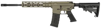 ATI G15MS556KMOD Mil-Sport AR-15 Semi-Automatic 223 Remington/5.56 NATO 16