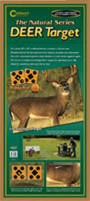 Past 234412 Natural Series Deer Target 1