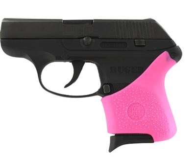 HOGUE HANDALL HYBRID PNK RUGER LCP