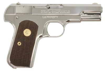 Colt by US Armament 1903N 1903 Hammerless Single 32 Automatic Colt Pistol (ACP) 3.75