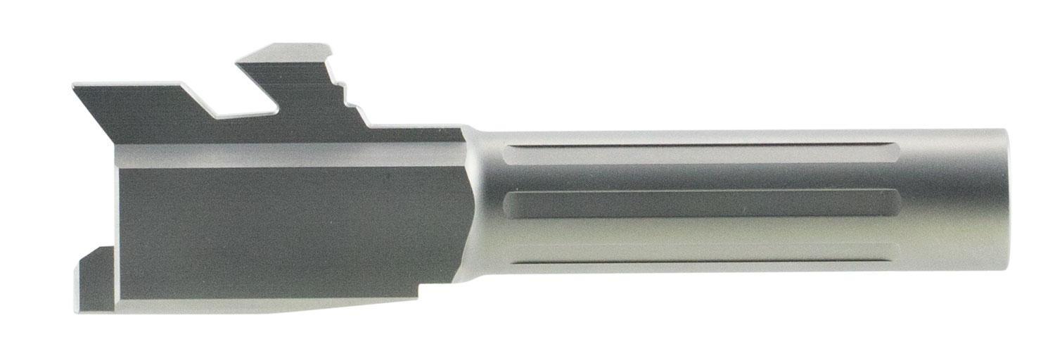 Agency Arms Mlg43fss Mid Line Compatible With Glock 43 9mm 3.39