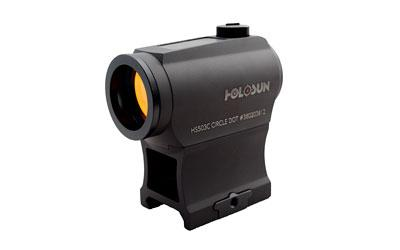 HOLOSUN DUAL RETICLES SOLAR