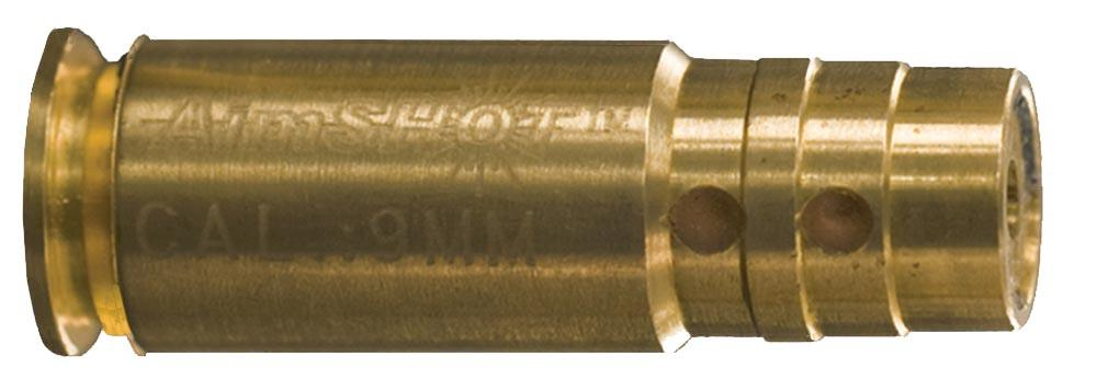 Aimshot Bs9mm Boresight Laser 9mm Luger Brass