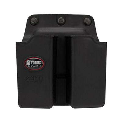 FOBUS BLT DBL MAG POUCH 9/40 FOR GLK