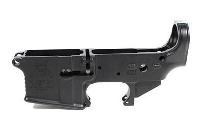 KE ARMS STRIPPED LOWER FORGED BLK