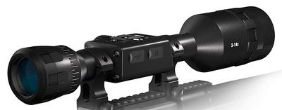 ATN DGWSXS5204KB X-Sight 4K Buck Hunter Scope Smart HD Optics Gen 5-20x  240 ft @ 1000 yds FOV