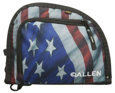 Allen 7719 Victory Handgun Case 1000D Nylon Textured