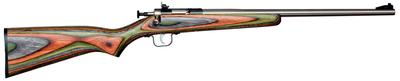 Crickett KSA3252 Single Shot Laminate Bolt 22 Long Rifle (LR) 16.125