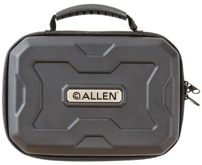 Allen 829 EXO Handgun Case Polymer Rugged Black 9