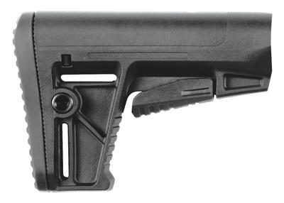 KRISS DEFIANCE DS150 AR15 STOCK BLK