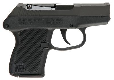 KELTEC P-3AT 380ACP PK/BLK 6RD