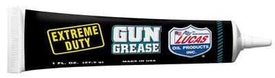 LUCAS EXT DUTY GUN GREASE 1OZ 6PK