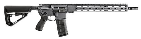 Bci 510- 0001sg Sqs15 Professional Series Semi- Automatic 300 Aac Blackout/Whisper (7.62x35mm) 16
