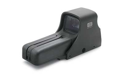 Eotech 512A65 512 1x 30x23mm Obj Unlimited Eye Relief 1 MOA Black