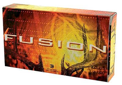 Federal F260FS1 Fusion 260 Remington 120 GR Fusion 20 Bx/ 10 Cs