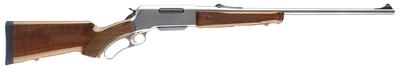 Browning 034018127 BLR Lightweight Stainless with Pistol Grip Lever 7mm Remington Magnum 24