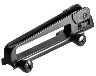 Barska AW11746 AR-15 Carry Handle Standard Removeable Fits Picatinny/Weaver Rail Aluminum 7