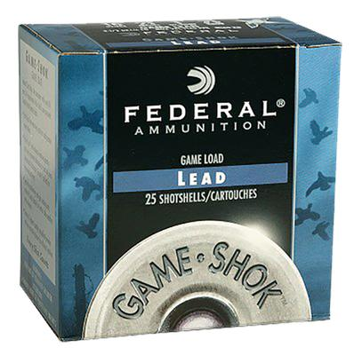 Federal H20275 Game Shok Heavy Field 20 ga 2.75