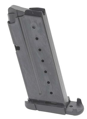 Walther Arms 2796562 Mag PPS 9mm 6rd Black Finish