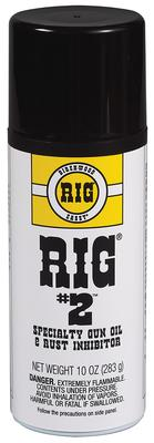 Birchwood Casey 40040 Rig #2 Gun Oil Cleaner/Lubricant 10 oz
