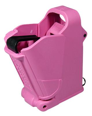maglula UP60P UpLULA 9mm/357 Sig/10mm/40/45 ACP Pink Finish