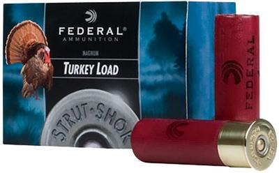 Federal FT139F5 Strut-Shok Turkey 12 ga 3.5