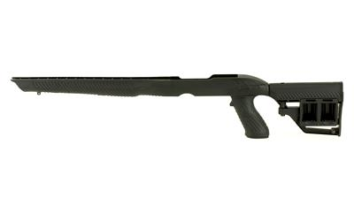 Adaptive Tactical 1081039 Tac-Hammer RM4 Ruger 10/22 Rifle Stock Polymer Black