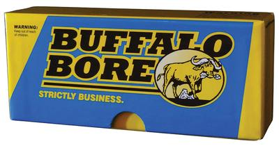 Buffalo Bore Ammo S308175 Rifle 308 Win (7.62 NATO) BTHP 175 GR 20Box/12Case