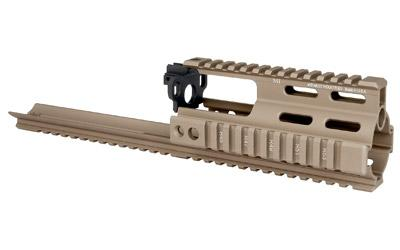 MIDWEST SSR SCAR RAIL EXTENSION FDE