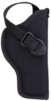 Blackhawk 73NH12BKR Hip Holster Right Hand Size 12 Black Nylon