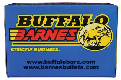 Buffalo Bore Ammunition 19J/20 357 Rem Mag Lead-Free XPB 125GR 20Box/12Case