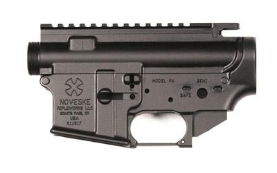 NOVESKE UPPER/LOWER SET GEN1 BLK
