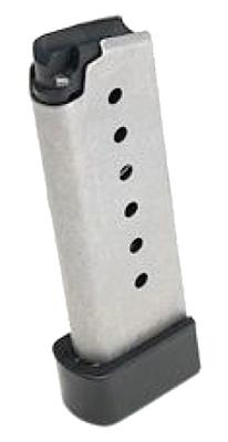 Kahr Arms K387G Magazine 380ACP 7rd Grip Extension Stainless Steel
