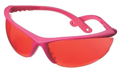 CHAMPION SHOOTING GLASSES PINK/ROSE