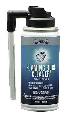 GUNSLICK FOAMING BORE CLNR 3OZ