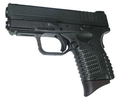 Pearce Grip PGXDS Grip Extension Springfield XD-S Black Polymer