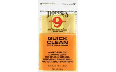 HOPPES RUST&LEAD REMVR CLOTH SNGL