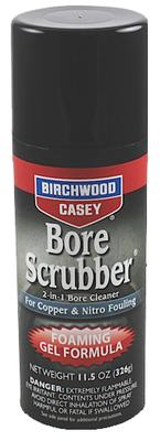 Birchwood Casey 33643 Bore Scrubber Foaming Gel Cleaner 11.5 oz
