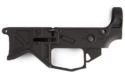 BAD BILLET LW LOWER RECEIVER BLK