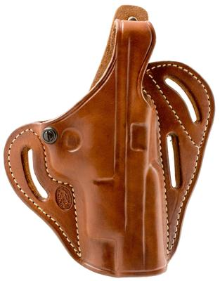 El Paso Saddlery DDXD95RR Dual Duty Springfield Full Size/Compact XD 9/40 Leather Russet