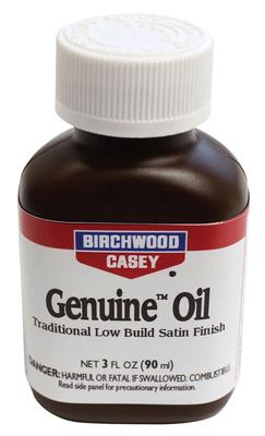 Birchwood Casey 23225 Genuine Oil Gun Stock Finish Wood Finish 3 oz