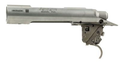 REM 700 SHORT ACTION STAINLESS .473