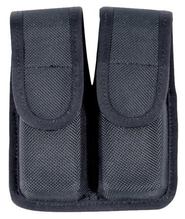 Blackhawk 44a000bk Cordura Double Mag Pouch Single Stack Magazine 9mm/40 Cal/45 Cal Black
