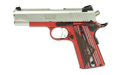 RUGER SR1911 45ACP 4.25 STS/RED 7RD