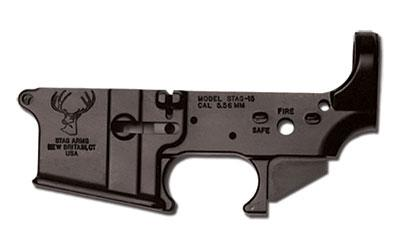STAG STRIPPED 5.56 LOWER RCVR BLEM